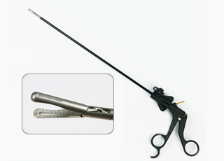 Laparoscopic Forceps with Whole 5mm x 330mm