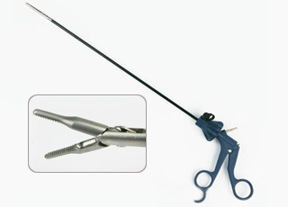 Laparoscopic Dolphin Nose Dissector 5mm x 330mm