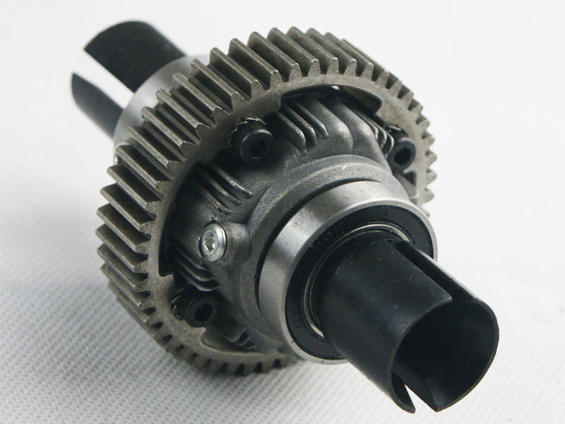 Us King Motor Alloy Differential Diff Gear Hpi Rovan Baja